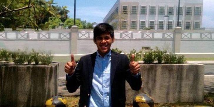 A história deste humilde garoto filipino que agora está indo para Harvard