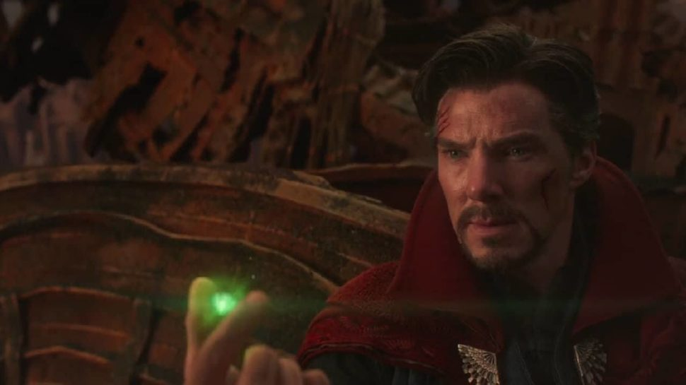 Avengers Infinity War Doctor Strange Curse Time Stone 970x545, Fatos Desconhecidos