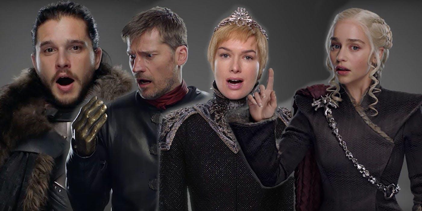 7 melhores coisas que a HBO deixou de fora da série de Game of Thrones