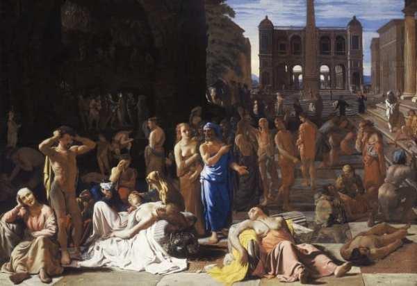 Plague Of Athens 600x412, Fatos Desconhecidos