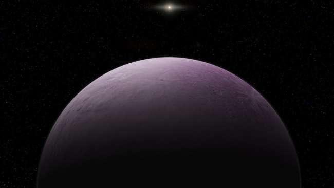 Esse é o objeto mais distante já descoberto em nosso sistema solar