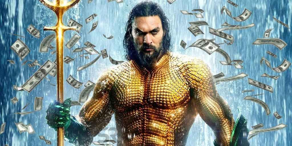 Aquaman Box Office Money 1024x512, Fatos Desconhecidos