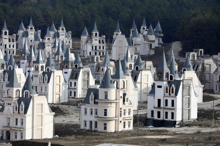 Conheça a aldeia abandonada na Turquia que vale 750 milhões de reais