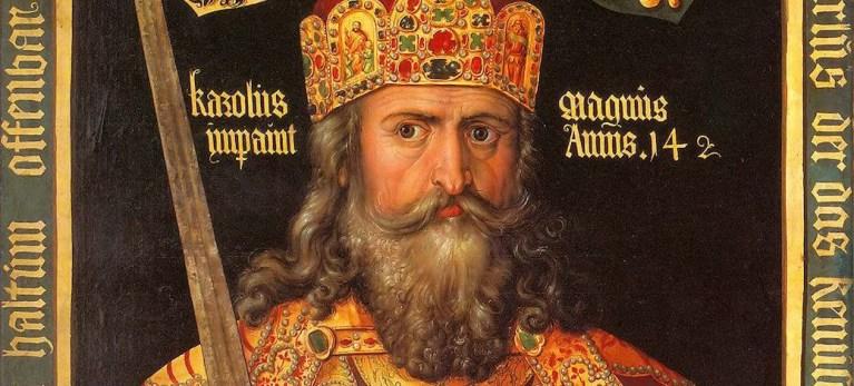 7 coisas que você não sabia sobre Carlos Magno