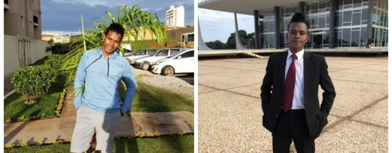 Jovem se forma em Direito depois de viver durante 5 anos na rodoviária de Brasilia