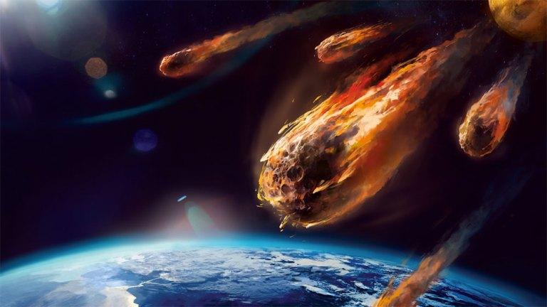 4 formas que poderiam defender a Terra de uma colisão com um asteroide