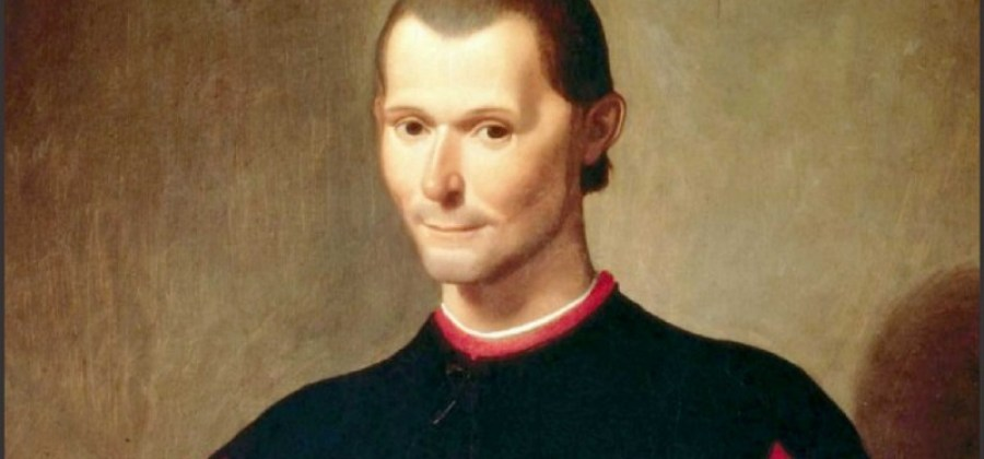 Nicolau Maquiavel |
