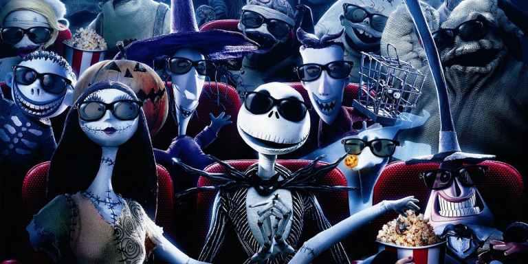Disney pode fazer live-action de O Estranho Mundo de Jack