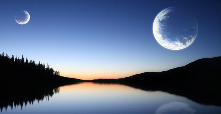 O que aconteceria se a Terra tivesse mais luas?