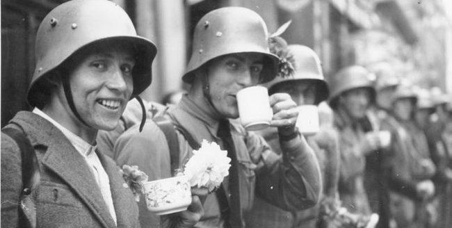 7 atos de bondade que aconteceram durante a 2° Guerra Mundial