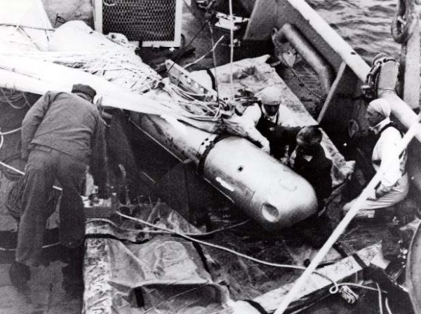 Recovered Mk 28RI Bomb 600x448, Fatos Desconhecidos