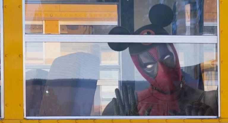 Deadpool pode ser o único personagem a ir para a Disney sem reboot