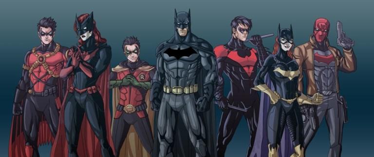 O que aconteceu com esses personagens que viraram o Batman?