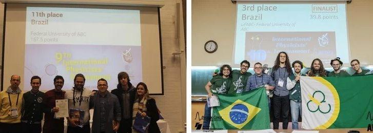 Conheça a equipe brasileira de Física que precisa de ajuda para representar o Brasil em mundial