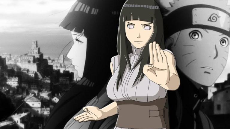 7 coisas que a Hinata pode fazer e o Naruto não