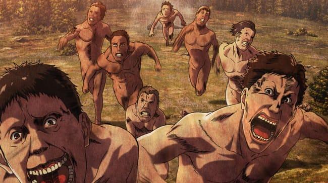 7 monstros mais aterrorizantes dos animes