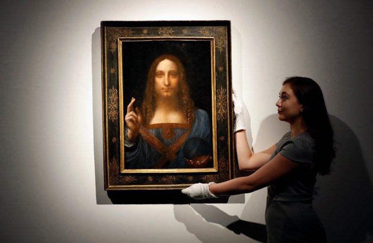 A pintura mais cara a ser vendida no mundo simplesmente desapareceu
