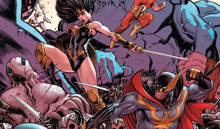 A Marvel tem sua própria Liga da Justiça, e ela só tem assassinos