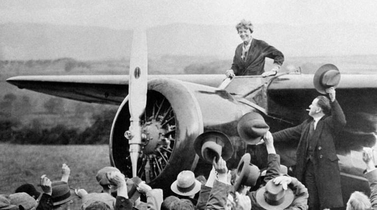 Essas foram as últimas palavras de Amelia Earhart