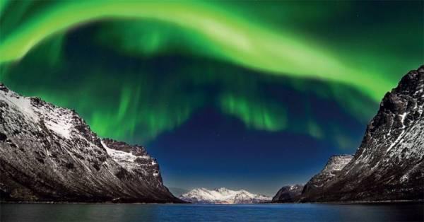 Aurora Boreal Nos Ceus De Tromso Na Noruega 600x314, Fatos Desconhecidos