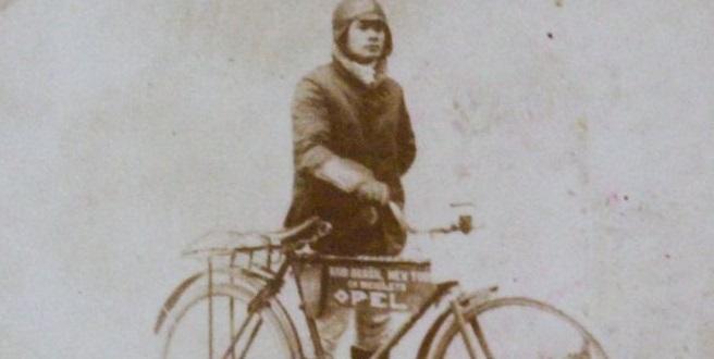 Conheça a história do baiano que viajou de Salvador à Nova York de bicicleta