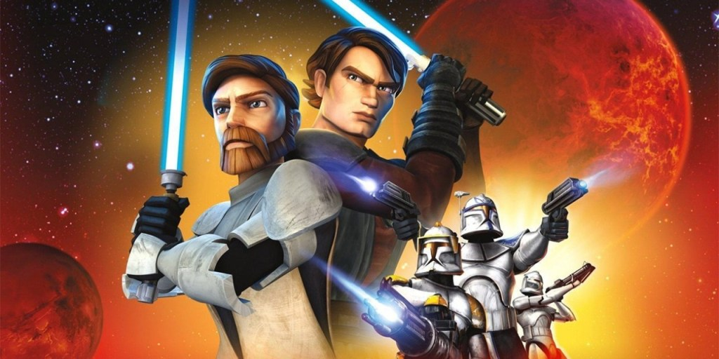 Star Wars The Clone Wars Capa Bastidores 1024x512, Fatos Desconhecidos