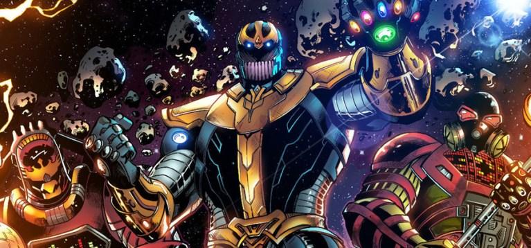 10 personagens cósmicos muito poderosos da Marvel que você precisa conhecer