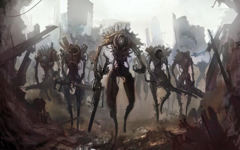 Como realmente seria um verdadeiro apocalipse robô?