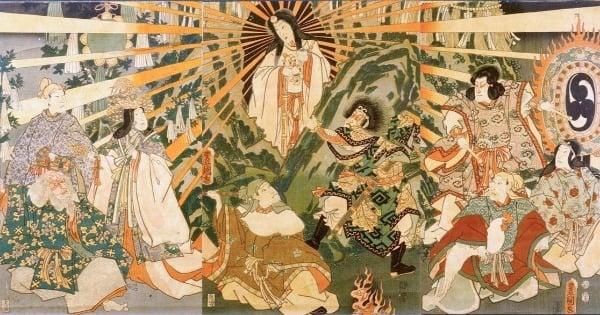 7 principais deuses da mitologia japonesa