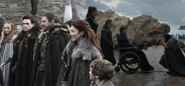 Vídeo mostra 1 segundo de cada episódio de Game of Thrones