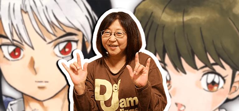 Autora de InuYasha está de volta com novo mangá