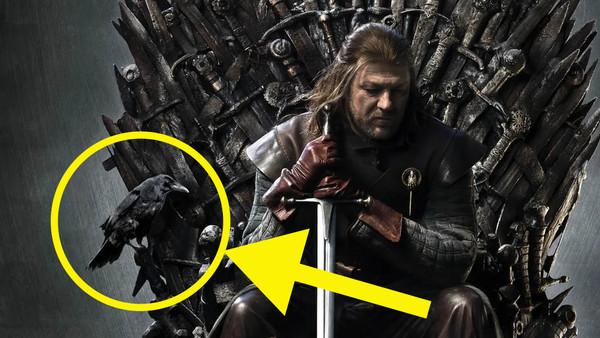 Primeiro pôster de Game of Thrones já era um spoiler do final?