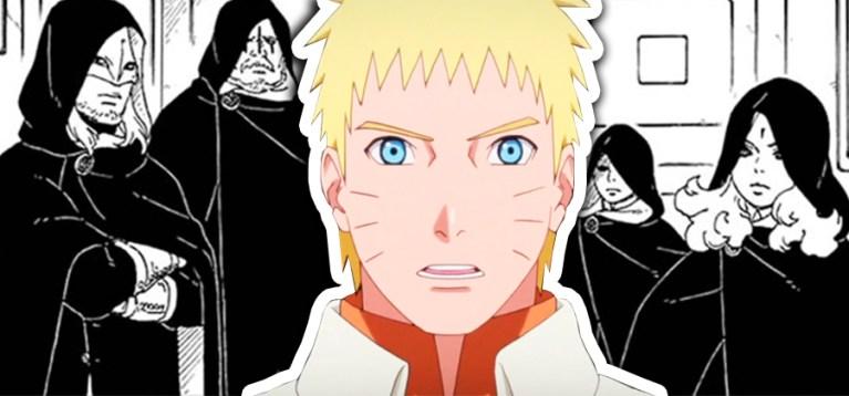 Novo inimigo de Naruto é mais forte do que imaginamos