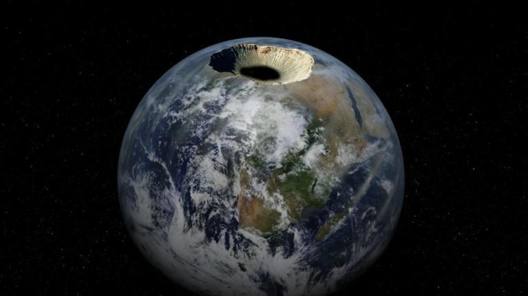 E se a Terra fosse oca?