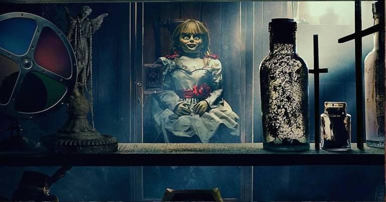 Primeiras impressões garantem que Annabelle 3 é incrivelmente assustador