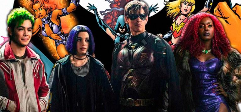 10 personagens da DC que aparecerão na segunda temporada de Titãs