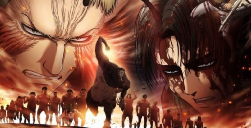 capa do post Attack On Titan é renovado para a quarta temporada