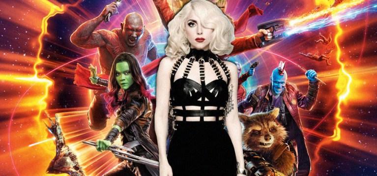 Lady Gaga pode entrar no elenco de Guardiões da Galáxia 3