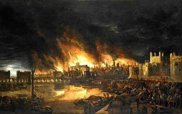 Grande Incendio De Londres 600x375, Fatos Desconhecidos
