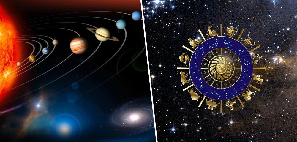 Qual é a diferença entre astronomia e astrologia?