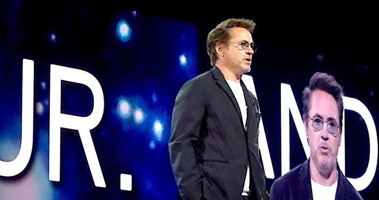 Robert Downey Jr. pretende usar robôs para limpar a Terra, entenda