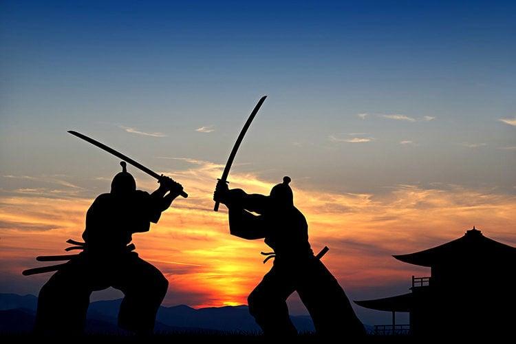Livro antigo de samurai mostra segredo para ter poderes sobrenaturais