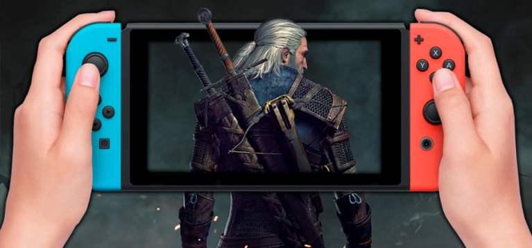 The Witcher 3 é confirmado para Nintendo Switch