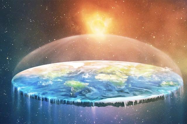 Essa é a média de brasileiros que acredita que a Terra é plana