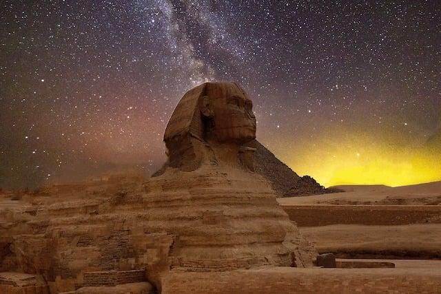 7 incríveis mistérios sobre a Esfinge
