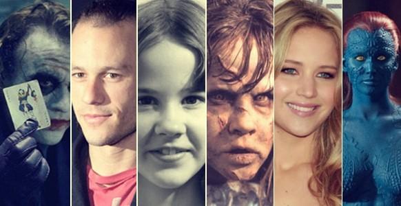 Apenas verdadeiros cinéfilos vão acertar o nome de todos esses atores caracterizados [Quiz]