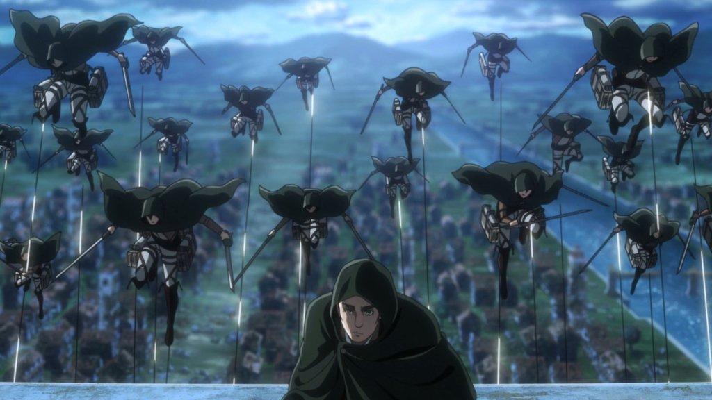 Attack On Titan Terceira Temporada Imagem Do Anime 1024x576, Fatos Desconhecidos