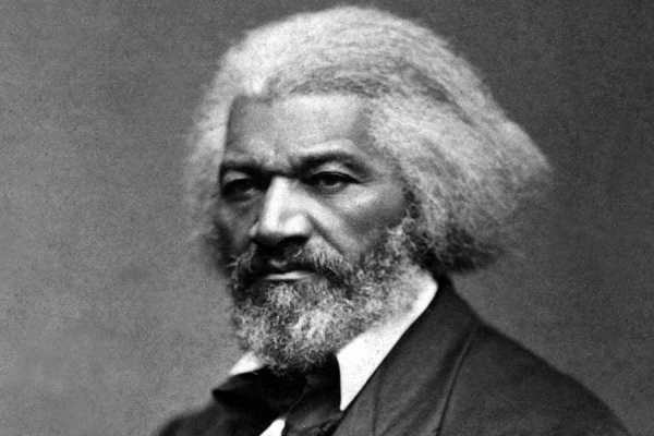 Frederick Douglass 600x400, Fatos Desconhecidos