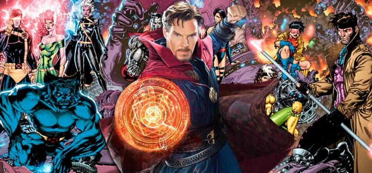 Novo filme do Doutor Estranho pode ser a chave para a chegada dos mutantes