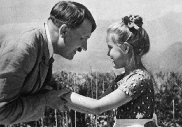 Rosa Bernile Nienau, a amiga judia de Hitler
